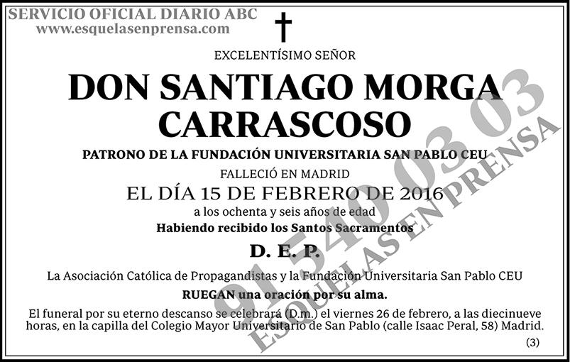 Santiago Morga Carrascoso